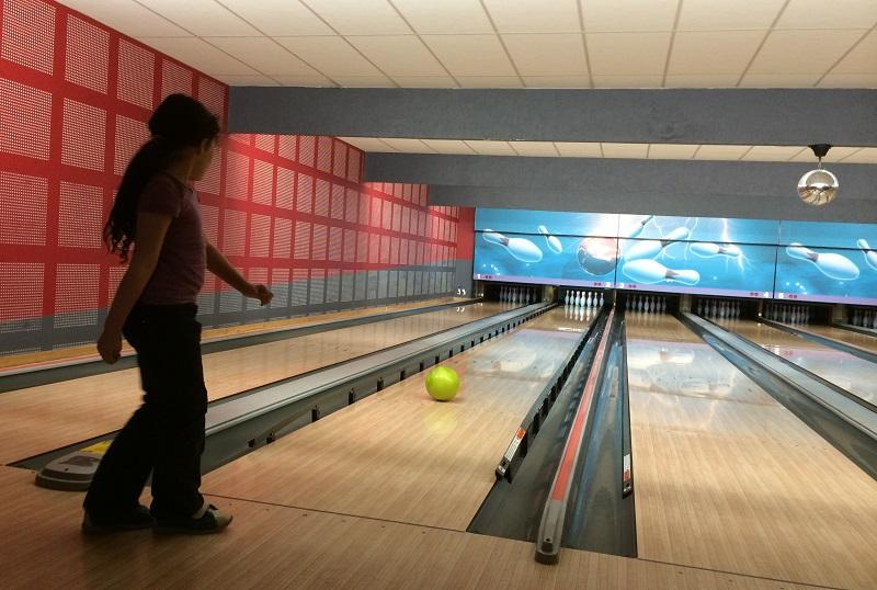 La Rosière Bowling