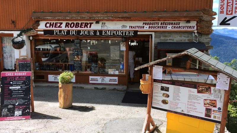 La Rosière Chez Robert