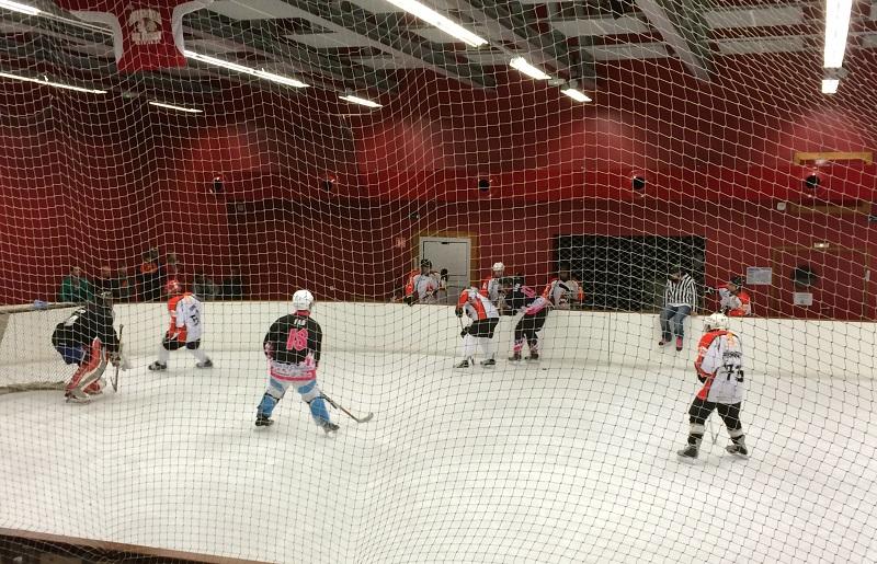 La Rosière Patinoire Hockey
