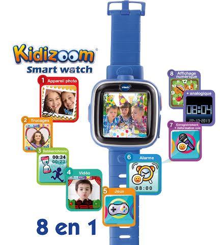 smart watch de vtech la montre tactile pour enfants. Black Bedroom Furniture Sets. Home Design Ideas