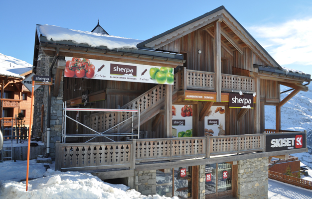 Sherpa alpages