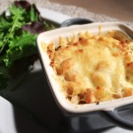Cuisiner les restes : Trio épinards, poulet, coquillettes au...