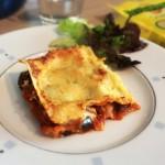 Recette : Lasagnes Aubergines et Leerdammer
