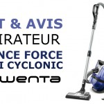 Test de l'aspirateur sans sac Rowenta Silence Force Multi Cy...