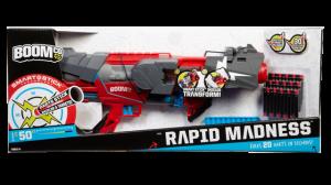 rapid madness