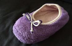 chausson domestique