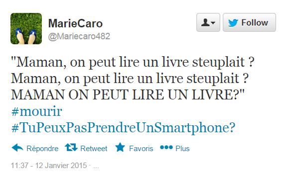 Tweet MarieCaro