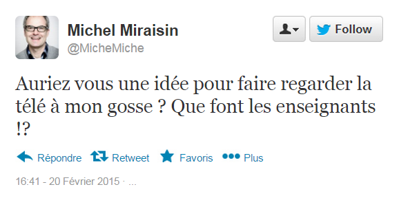 Tweet MicheMiche