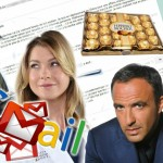 Meredith Grey, Nikos et Ferrero ...