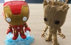Figurines Pop Ironman Groodt