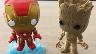 Figurines Pop Ironman Groodt