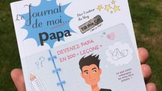 Journal de moi papa - couv