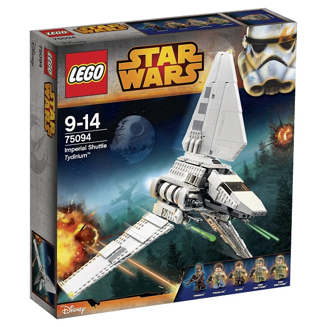 Imperial Shuttle Tydirium Lego Star Wars