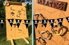 Jeu de Kermesse DIY Pirates TUTO