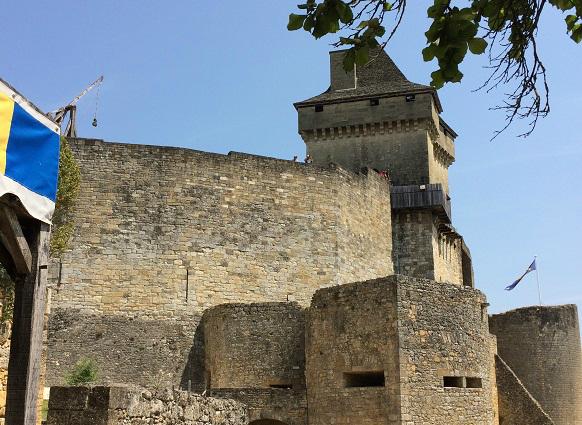 Castelnaud Dordogne