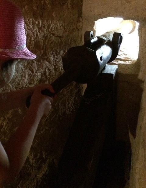 Castelnaud canons