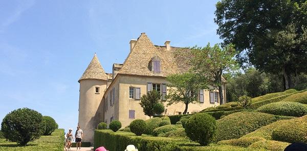 Marqueyssac, le château