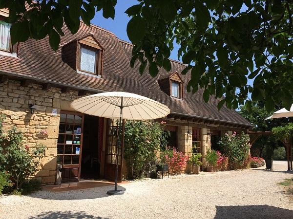 Restaurant Chez Janine, Sergeac