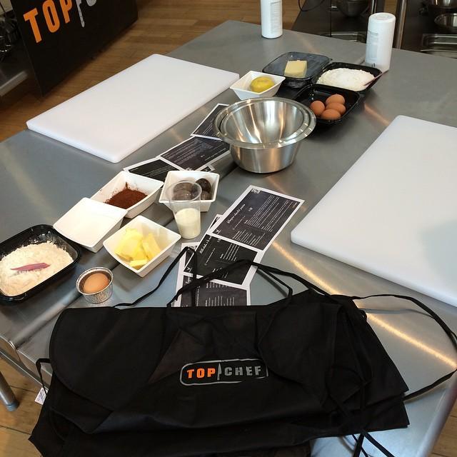 Center Parcs Ailette Top Chef cours de cuisine