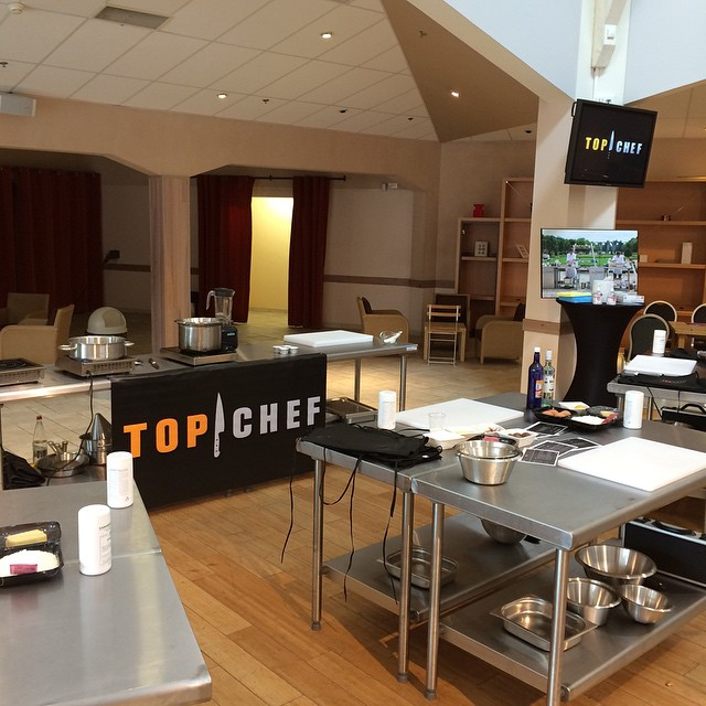 Center Parcs lac Ailette Week end Top chef