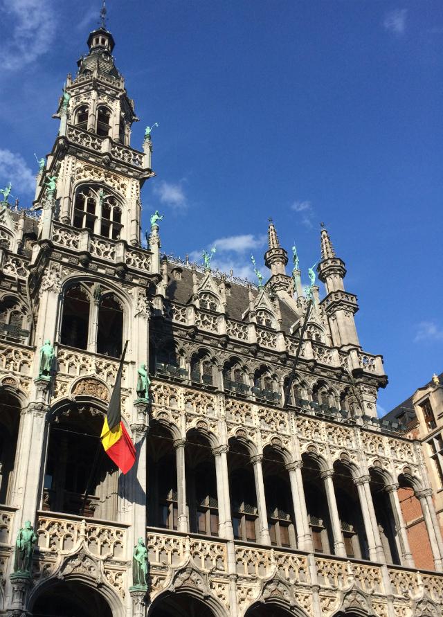 Bruxelles Grand PLace 2