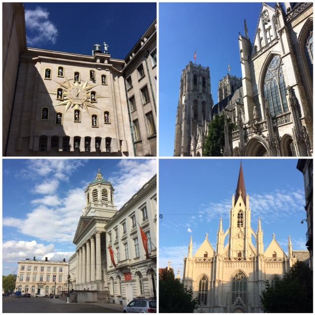 Bruxelles monuments