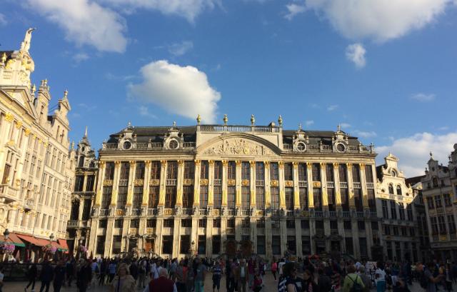 Grand lace Bruxelles