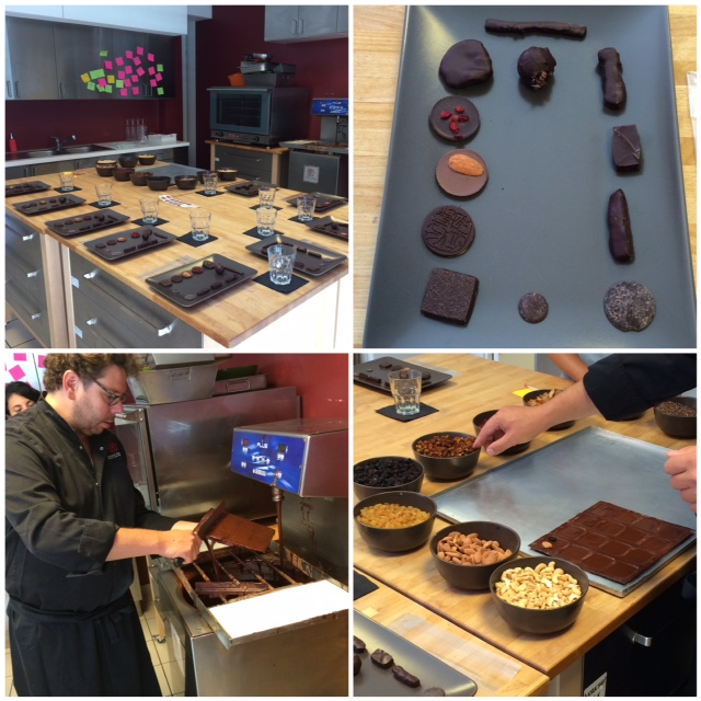 Bruxelles chocolatier Laurent GErbaud Atelier