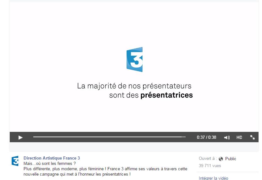 France 3 présentatrices