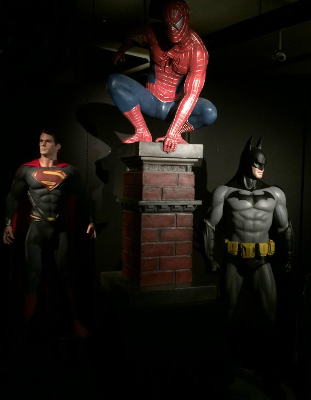 Moof Bruxelles superheros