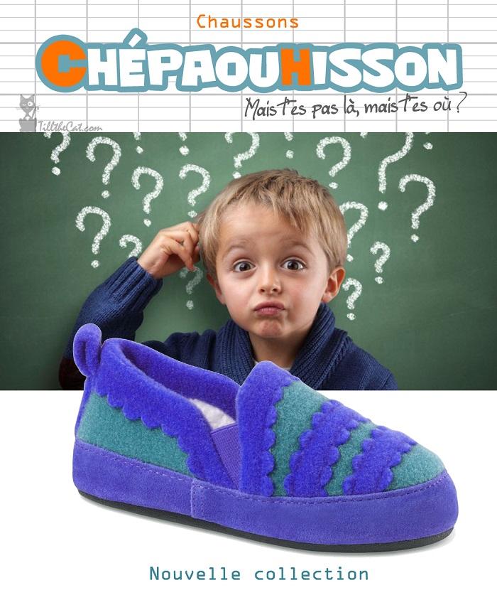 CHAUSSONS CHépaouhisson 700