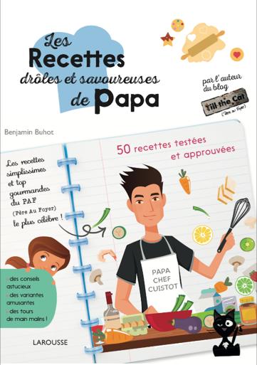 Recettes droles et savoureuses de papa