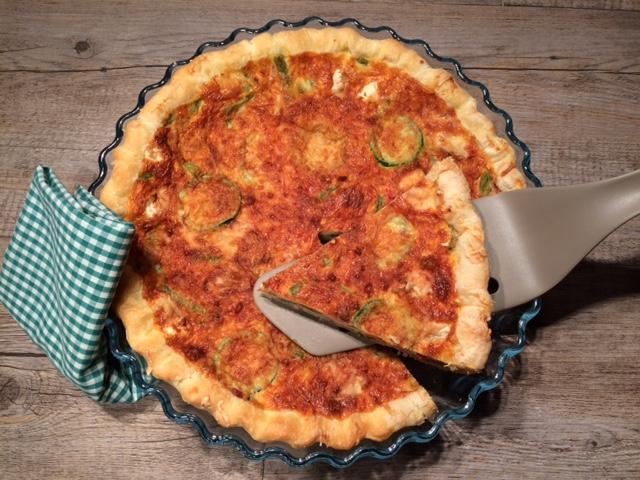 Recettes droles et savoureuses de papa tarte légumes