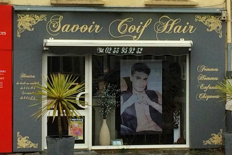 Coiffeur Portbail savoir coifhair
