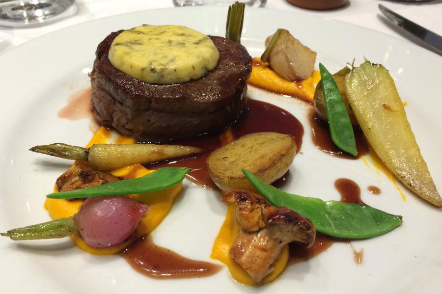 Les Pieux - Restaurant Le ptit bourg plat