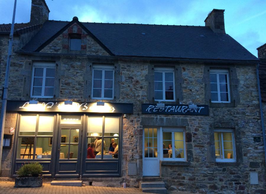 Les Pieux - Restaurant Le ptit bourg