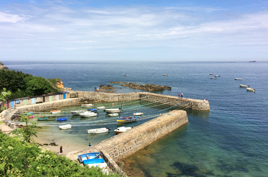 Port Racine - La Manche