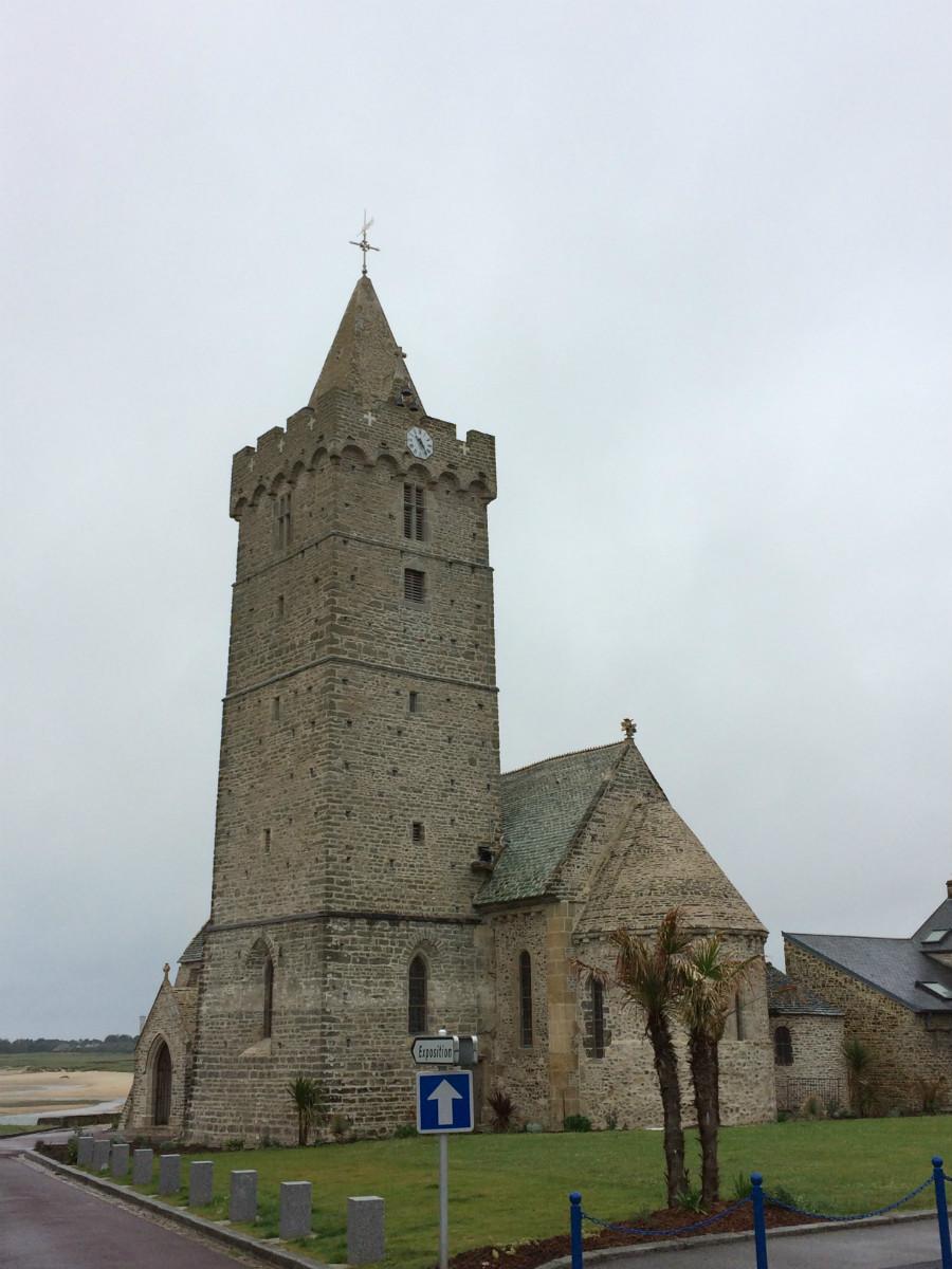 Portbail Eglise 2