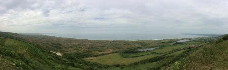 Vauville Panorama Manche