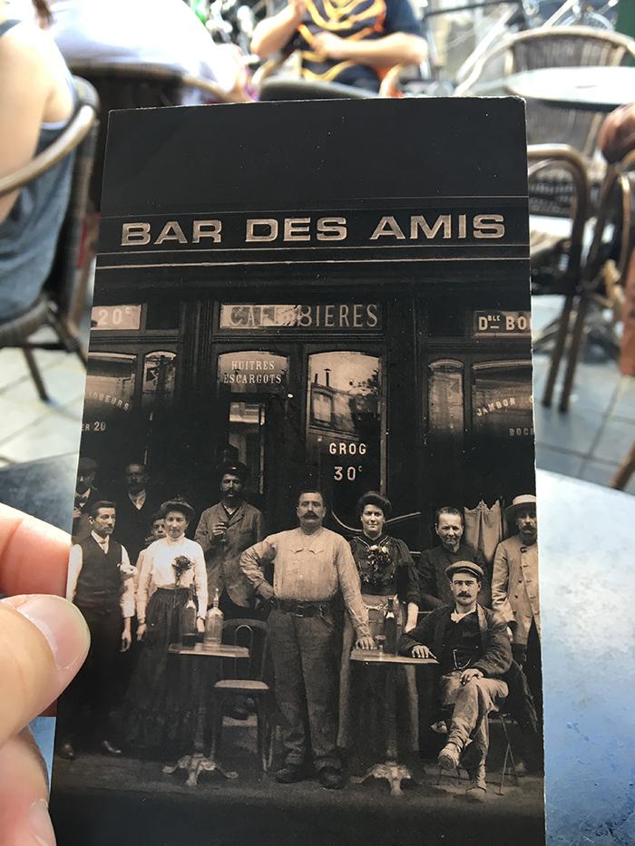 Bruges Bar des amis