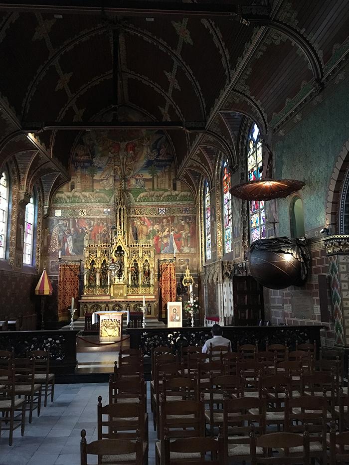 Bruges Basilique St Sang