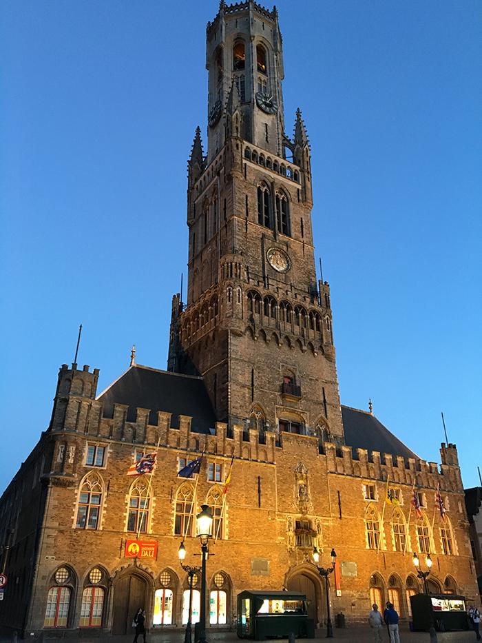 Bruges Beffroi