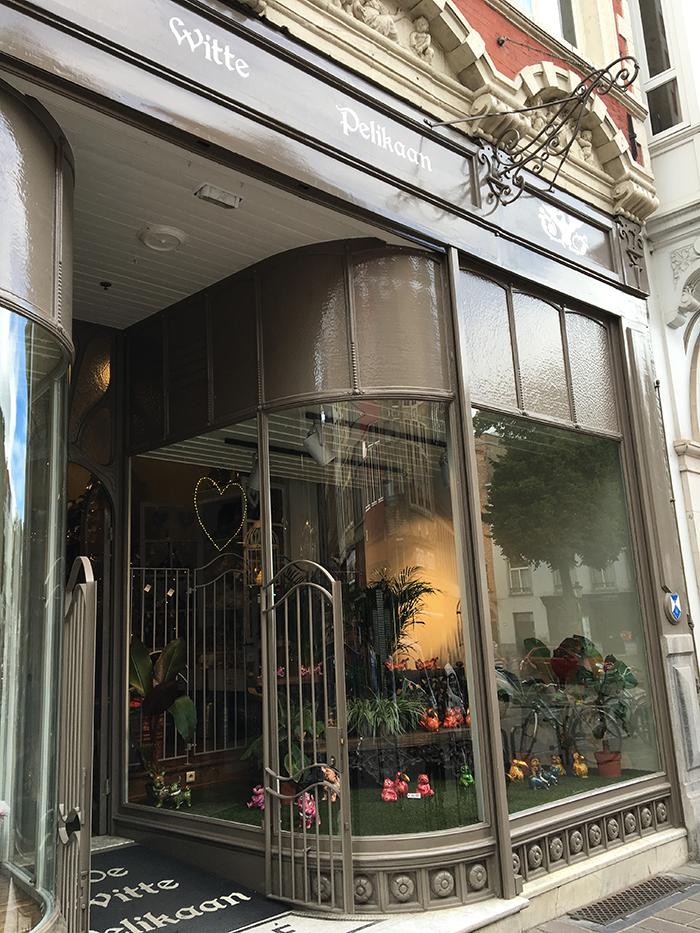 Bruges boutique noel