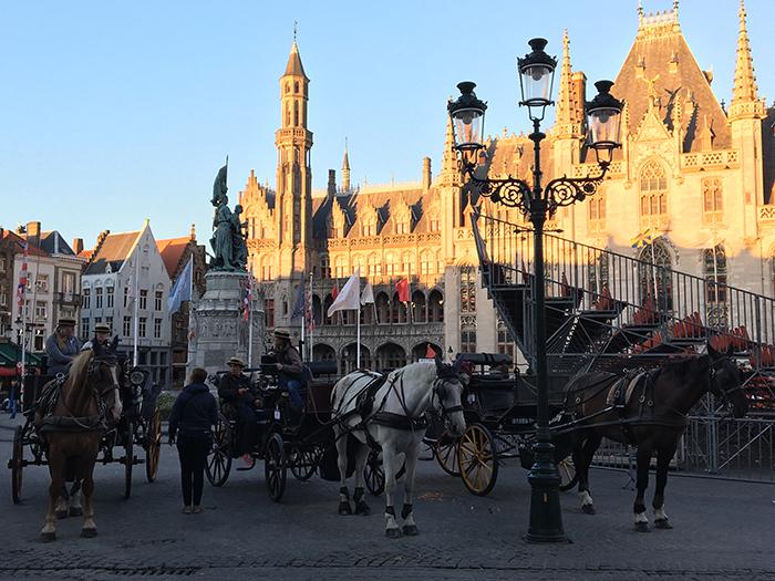 Bruges calèches