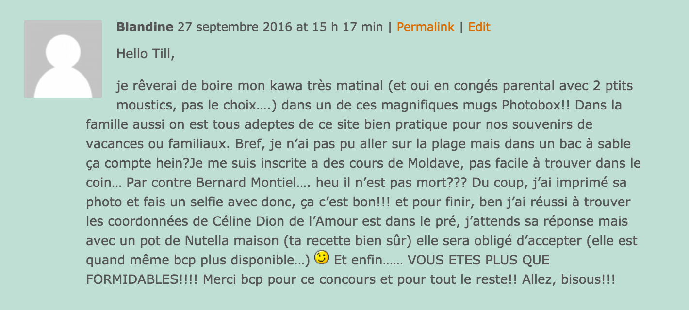 Commentaire 126