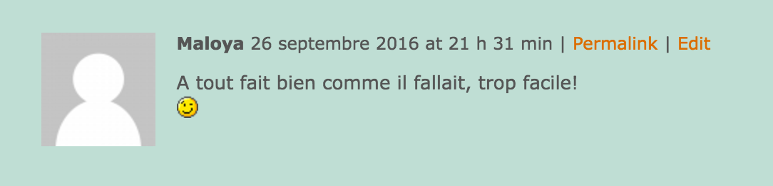 Commentaire 67