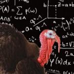 Le dindon et les équations à 3 inconnues
