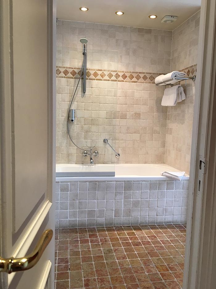 Martins Relais Bruge Salle de bain