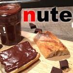 Comment faire du Nutella maison - Recette FACILE