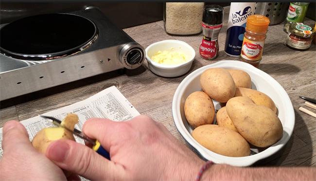 Pommes de terre suedoises 1